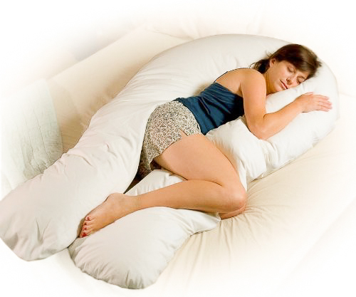 How to Use a Pregnancy Pillow?